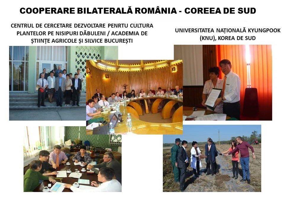 Cooperare bilaterala România – Coreea de Sud